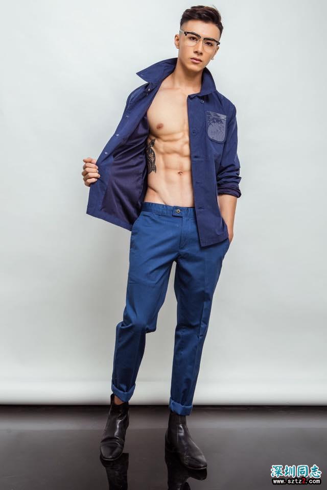 越南肌肉清秀模特----Thanh Duong Vietnamese