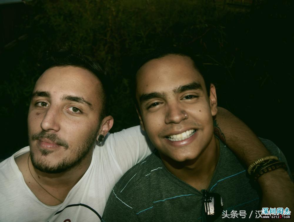 实拍巴西的同性恋者,在那里做GAY是一件很美好的事情