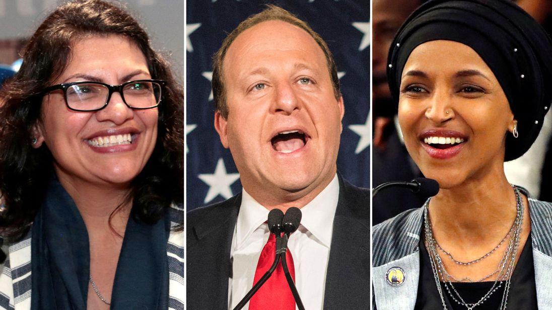 这些人在美中期选举创造历史:同性恋 索马里难民