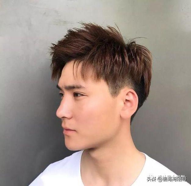 """2020流行""""型男头"""""""