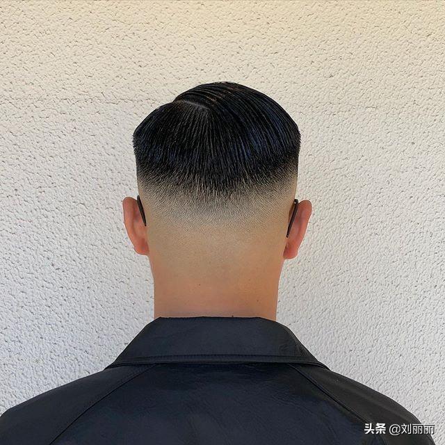 周边光发型,拥有这3个特征的男士特别适合,有你吗?